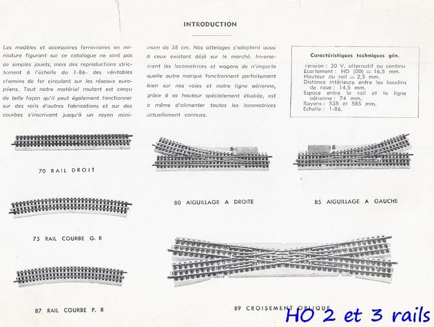 Catalogues 1950 et 1954 couverture photo (extraits) 358866VBcatalogue19541R