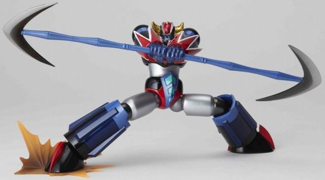 Figurine Revoltech #085 : Grendizer 359300grendizer2