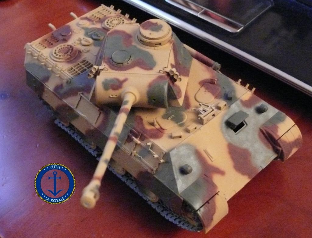 Panzerkampfwagen Panzer V Panther Ausf D. - Page 5 359703panther18