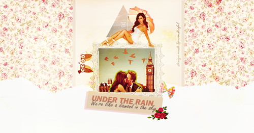 •• Under the rain  360140fiche