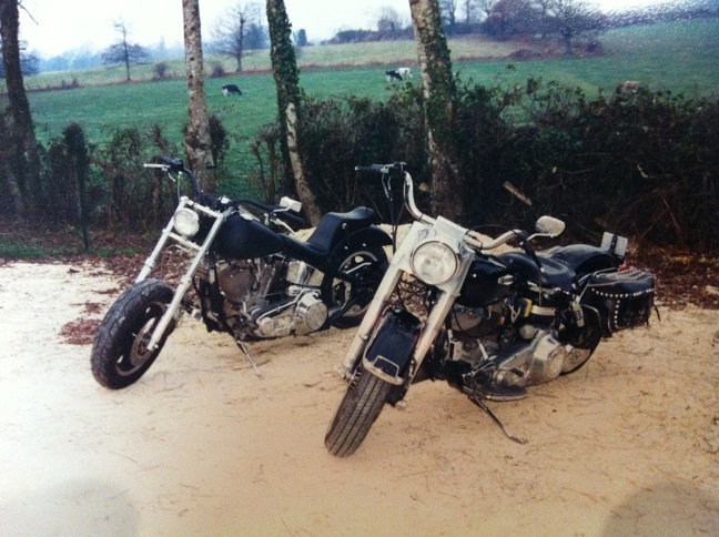 Les vieilles Harley....(ante 84)..... - Page 37 360340IMG2445