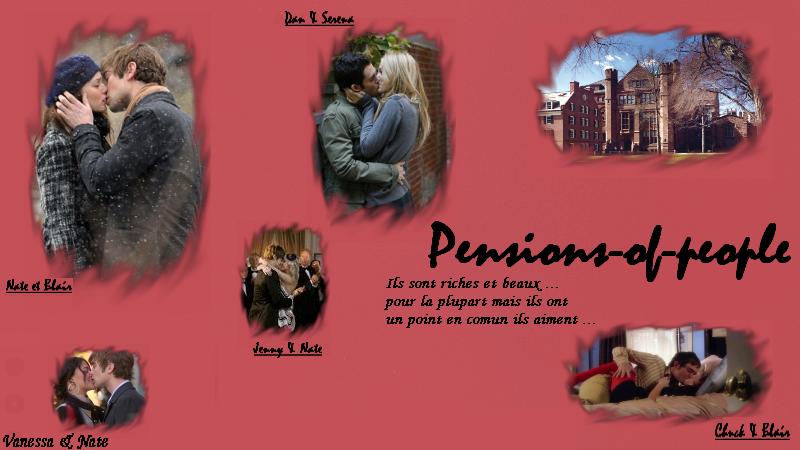 Pensions -of -People