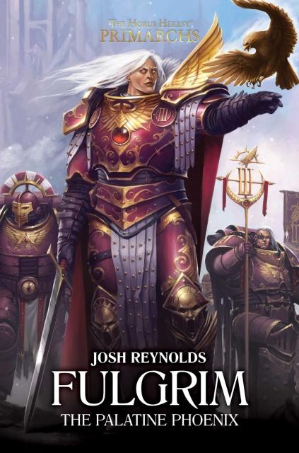 Review VO de Horus Heresy Primarch Series - VI - Fulgrim de Josh Reynolds 36179381GTs2BoLNL
