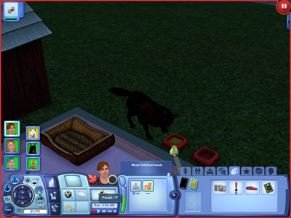 Les Sims ... Avec Kimy ! 362738Zerolechiendmon