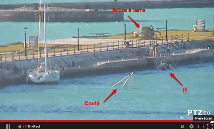 Cyclone GONZALO sur les îles du Nord des Antilles 3635269654HurricaneGonzaloBermudaOct1718th2014YouTube