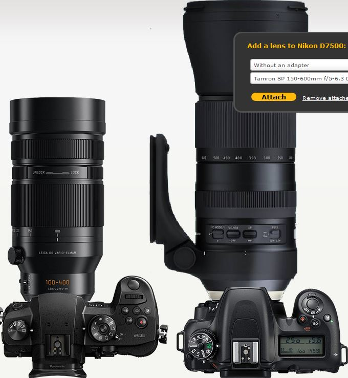 Panasonic Lumix G9  36550320171103182633CompactCameraMeter