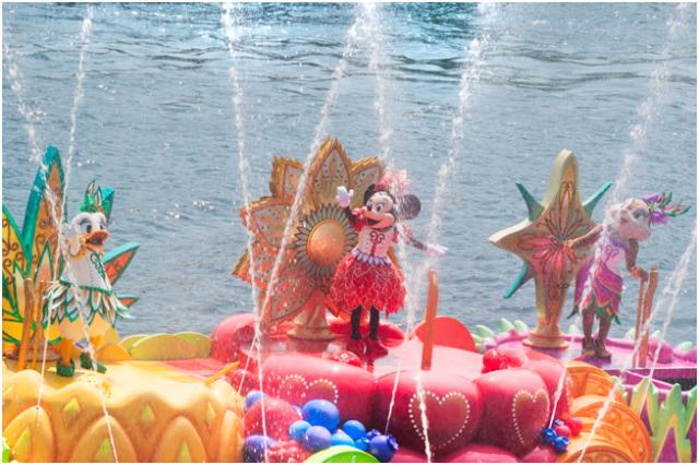 [Tokyo Disney Resort] Programme complet du divertissement à Tokyo Disneyland et Tokyo DisneySea du 15 avril 2018 au 25 mars 2019. 365527sf2