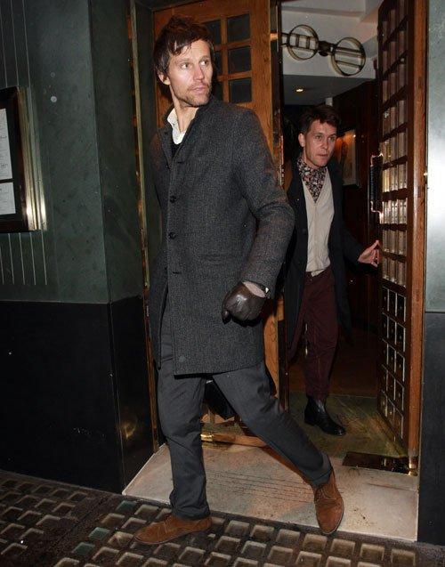Anniversaire de Robbie au Ivy restaurant - Londres 13/02/11 3656961798451523812048194981072943759948483140696669717n