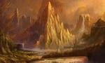 Montagnes intérieures