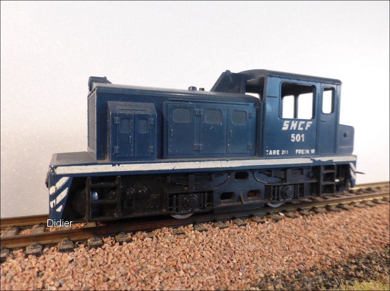 Bricolage d'un locotracteur... 3659502016xx3