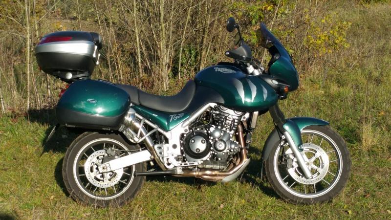 vends Triumph Tiger 955i 2005[vendu] 366035012