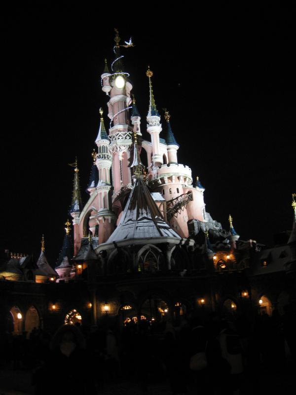 [Disneyland Paris] Disneyland Hotel - chambre Castle Club (8-10 décembre 2010) (début du TR p.9) - Page 10 366174IMG2319