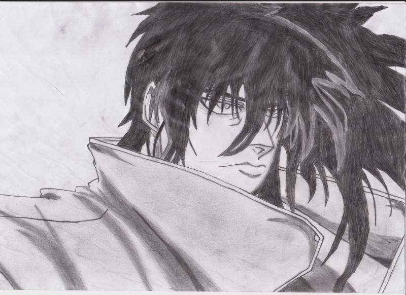 Aizen-sama 973 et ses dessins 367586Alucard