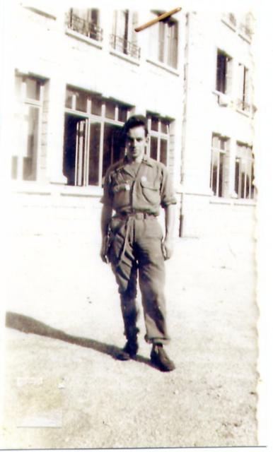 Le Bataillon de Choc 1943/1963. Photos. 3708594CAZALISCarlosSept44SAUZET