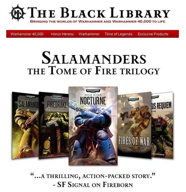Trilogie du Tome du Feu par Nick Kyme - Page 2 371175Firetrilogy