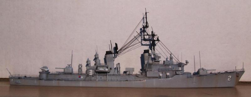 USS Charles F. Adams 1/700 371505IMG0572