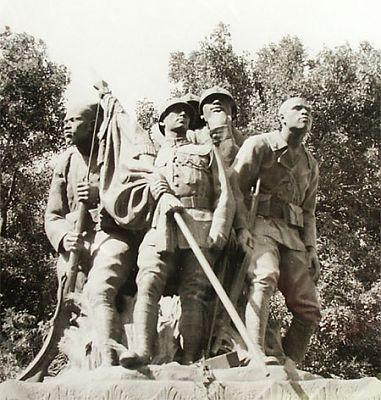 LFC : 16 Juin 1940, un autre destin pour la France (Inspiré de la FTL) 371554MonumentBamako
