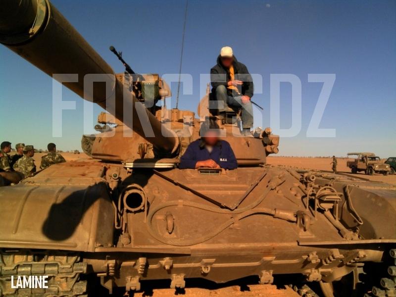 صور دبابات قتال رئيسية الجزائرية T-72M/M1/B/BK/AG/S ] Main Battle Tank Algerian ]   372374GFF