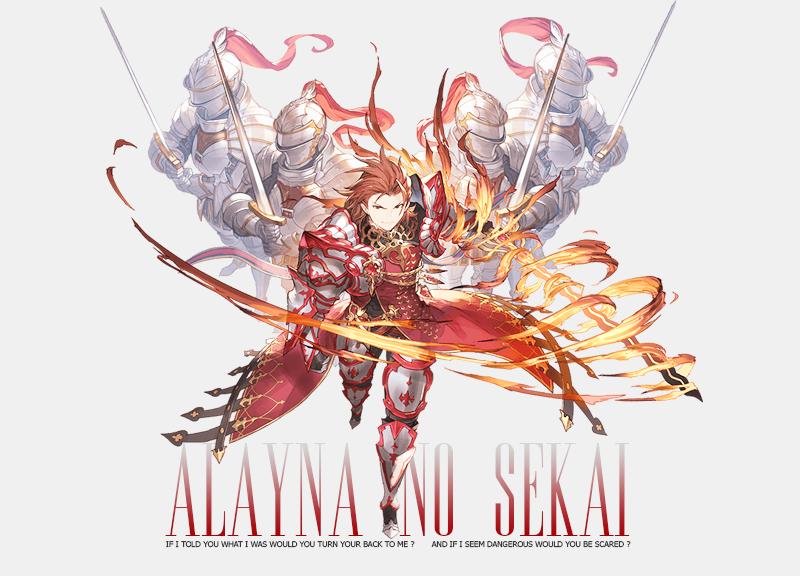 Alayna No Sekai