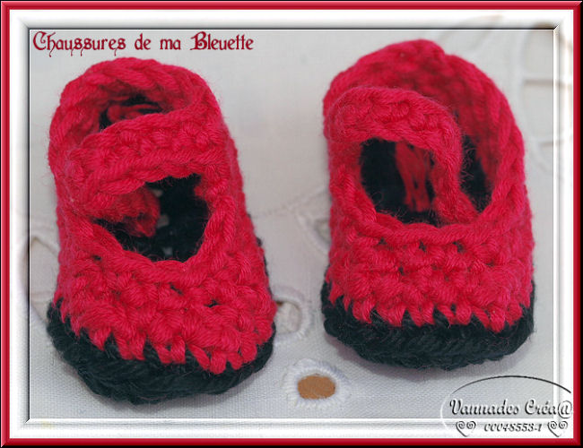 Bleuette au Crochet ♥♥♥ 372438chaussures2