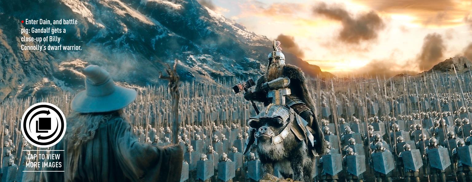 Le Seigneur des Anneaux / The Hobbit #3 372636Stills52