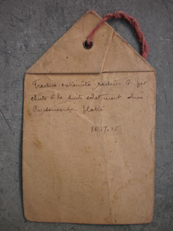 Lot Livret militaire + papiers + rare fiche blessure de guerre - ESC 5 Vendu 372927P1082514