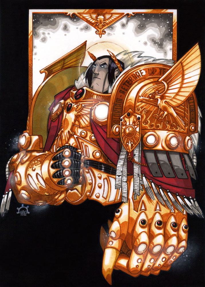 Project Libris Primaris by Aerion the Faithful 373374TheEmperor