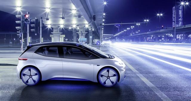 La première mondiale de l'I.D. lance le compte à rebours vers une nouvelle ère Volkswagen  373764DB2016AU00779large
