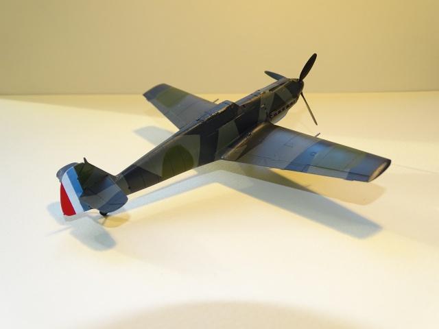 Bf 109 E3 WNr 1304 du JG 76 capturé le 22/11/1939 374208DSC03711
