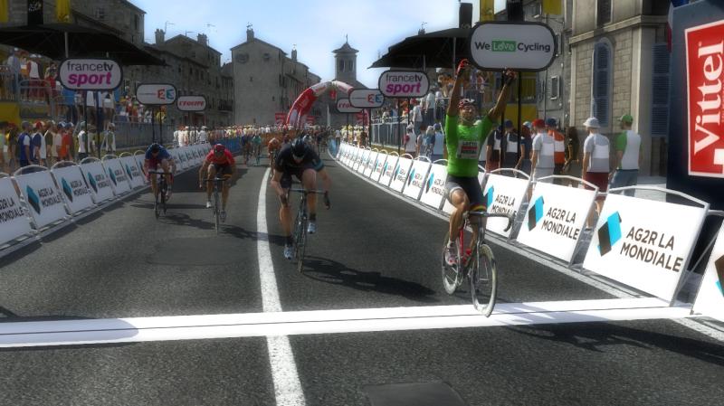 Tour de France / Saison 3 374577PCM0011