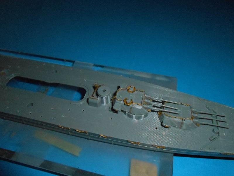 Yamato 1/700 fuji, PE,Pont en bois et babioles 374975loupyam012
