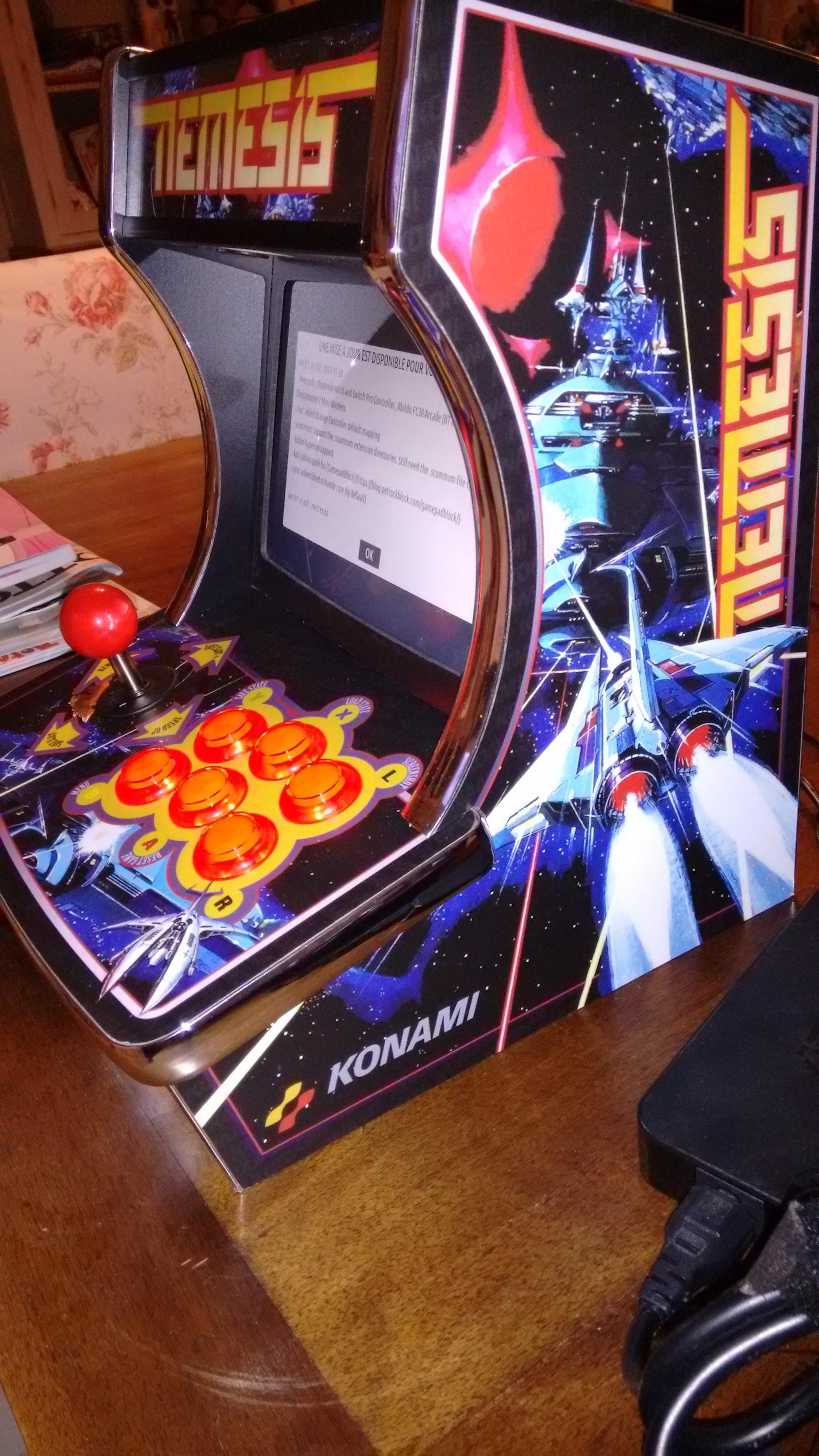 mini bornes arcade rasp 3 - nouveaux modeles 374982IMG20171113193443207