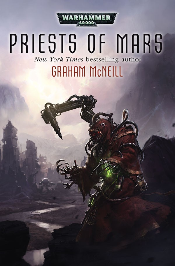Priest of Mars de Graham McNeill 375029priestsofmars