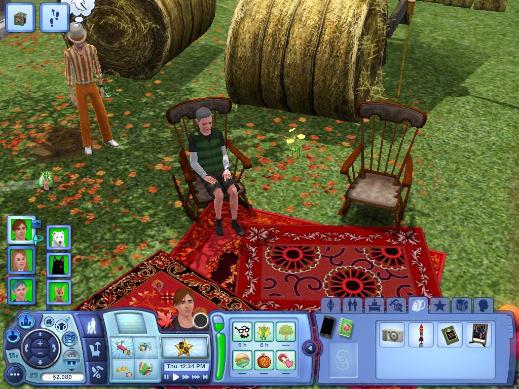 Les Sims ... Avec Kimy ! 375190Levieuxsenbalance