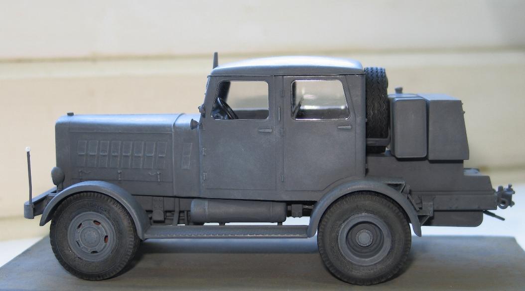 tracteur Hanomag SS 100  Takom 1/35 375265IMG0035