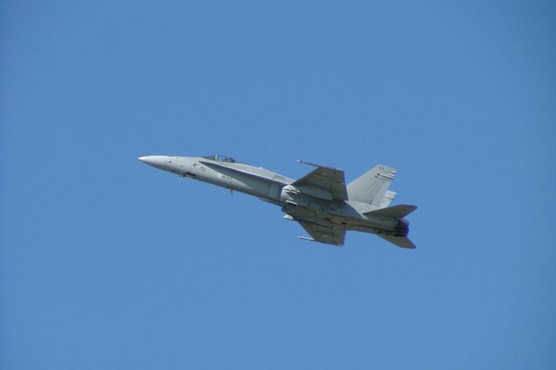 BOEING F/A-18E et F SUPER HORNET  376484McDonnellDouglasF18CFinlandais