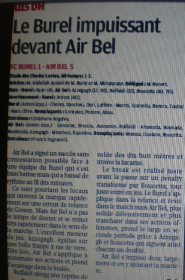 F .C .LE BUREL - Page 2 377260IMGP4804
