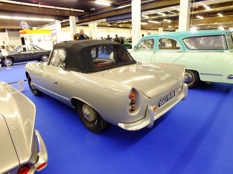 Salon de la voiture de collection à Dijon Versus 2017 ce dimanche 02 Avril 377865DSCF0186