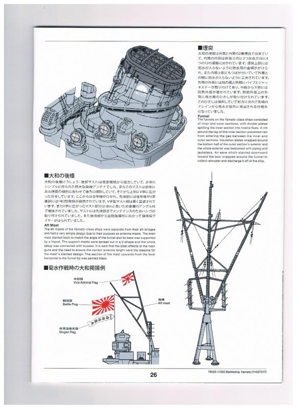 Yamato 1/700 fuji, PE,Pont en bois et babioles - Page 5 378456003