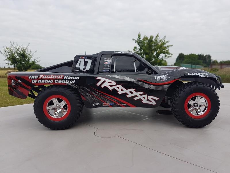 Traxxas Slash OBA 2WD (les VXL /4X4 / Platinium et tout autres sont bienvenu dans ce sujet). 37877320170617101146