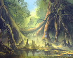 La forêt-noire