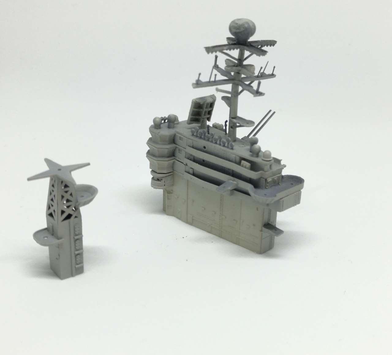USS Theodore ROOSEVELT CVN-71 [Trumpeter 1/700] - Page 4 379396cvn7163