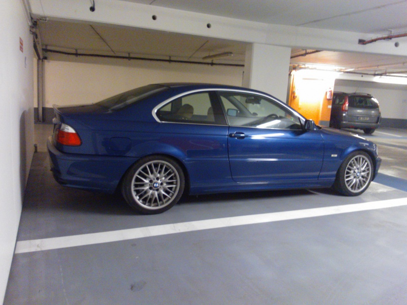 [95][330Ci] My brand new car 379530WP001095