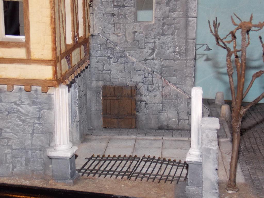 King Tiger à l'entretien Chateau de Chanteloup Aout 44       Projet terminé  - Page 3 380648DSCN5625