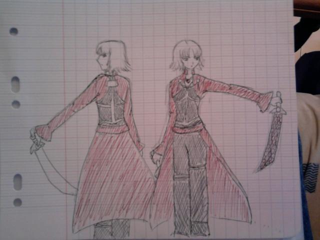 Mes petits cosplays (par Kaze) 380800Photo0438