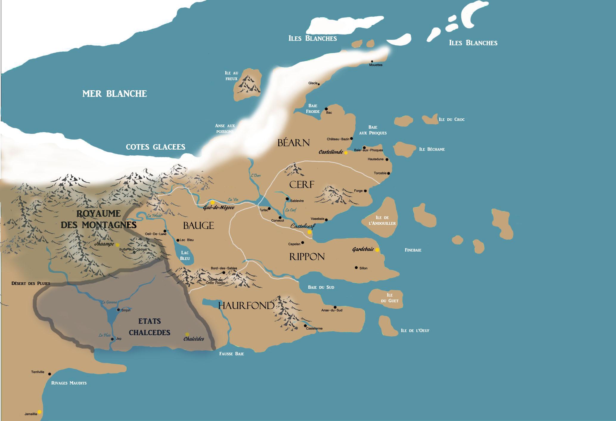 La carte du monde 381260cartemonde