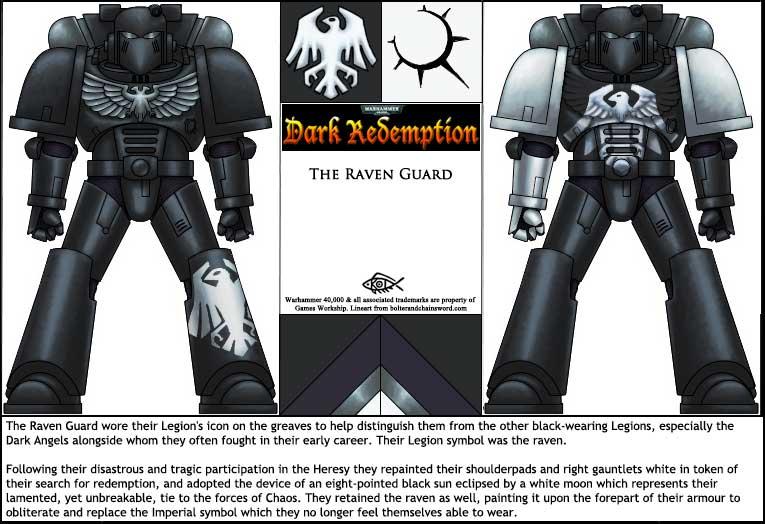 [Anteverse] Dark Redemption : les loyalistes du Chaos ! 381702DRRavenGuardbyKoilungfish