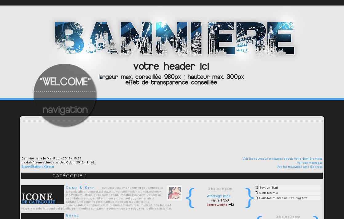 theme forumactif