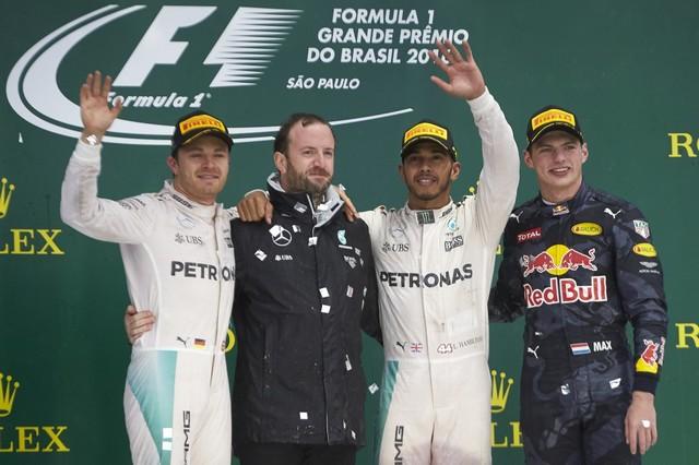 F1 GP du Brésil 2016 : Victoire Lewis Hamilton 382457M50360D331908