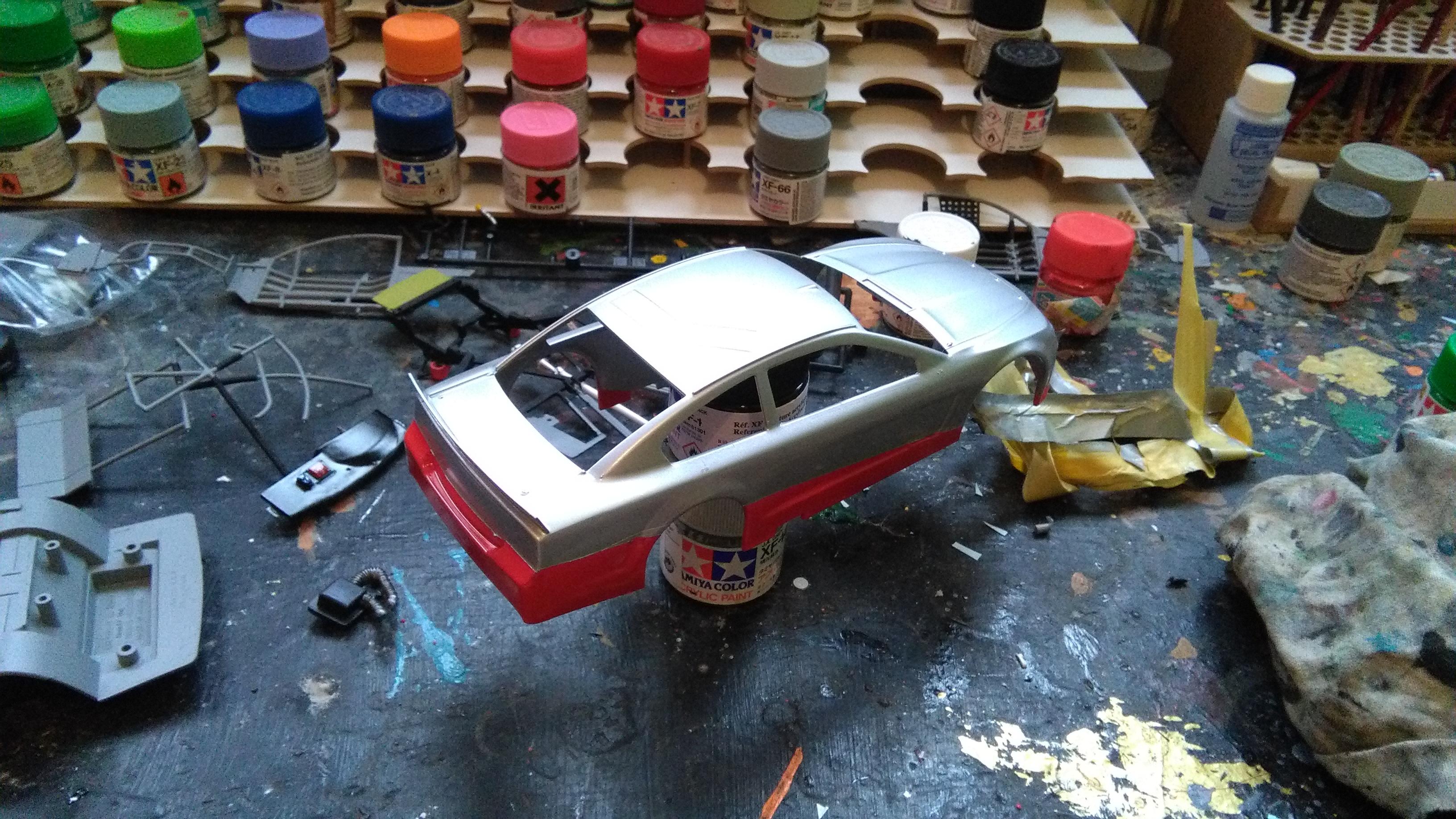 Chevrolet SS 2015 #24 Jeff Gordon 3M 384715IMG20170318174011